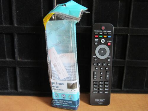 New Philips Tv Blu-ray Player Universal Remote By Usarmt - No Programming Needed