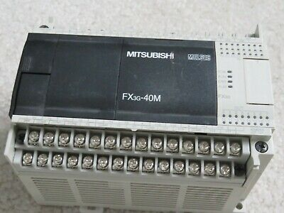 Mitsubishi Fx3g-40mres Programable Logic Controller Fx3g-40m Plc