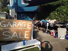Garage Sale in Dee Why TODAY: Everything must go! Dee Why Manly Area Preview