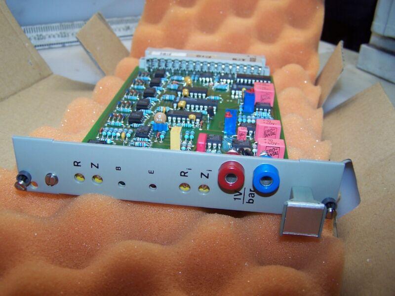 NEW MANNESMANN REXROTH AMPLIFIER PCB CIRCUIT BOARD 5460046612