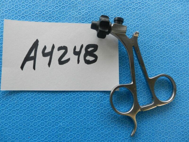 Karl Storz Surgical Clickline Metal Ratchet Handle  33133