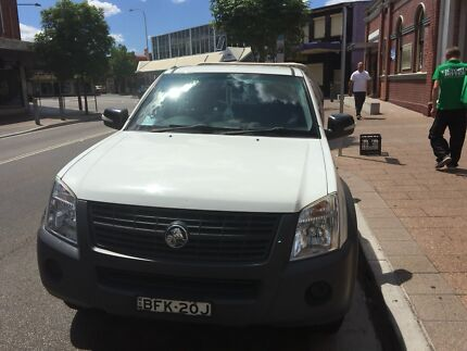 2008 Holden Ra Rodeo For Sale