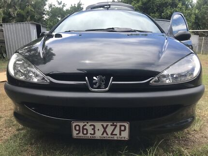 Peugeot 206 automatic 2006 Moorooka Brisbane South West Preview