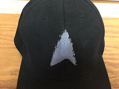 STAR TREK Into Darkness Movie PROMO Adjustable Hat / Paramount Pictures