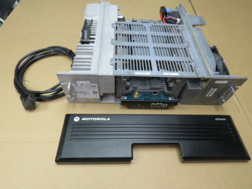 Motorola MTR3000 VHF 136-174Mhz 100W Digital Mototrbo Radio Repeater T3000A w/PS