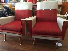 retro 50,s lounge sofa chairs , atomic , mid century Queenstown Port Adelaide Area Preview