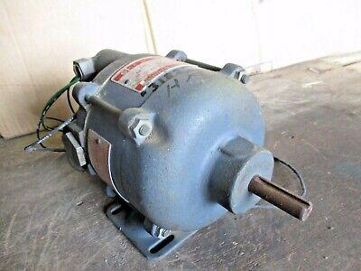 Ge 5bc42ae1003 Permanent Magnet Techometer Generator 3182007j Used