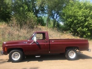 1977 GMC S15 / Great Condition