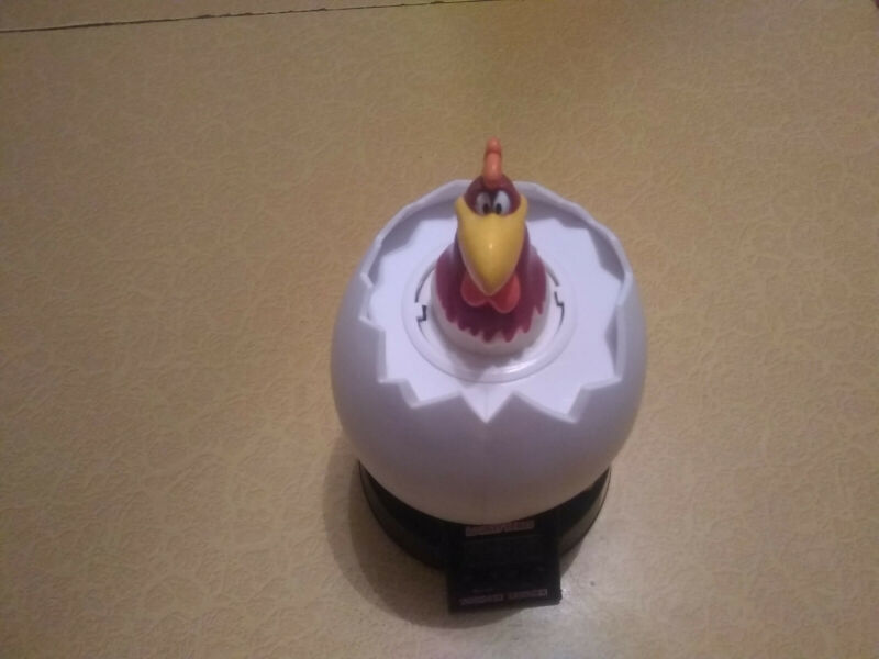 Looney Tunes Foghorn Leghorn Talking Digital Alarm Clock