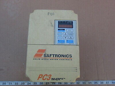 Softronics Cimr-pcu40p7 2kva Pc3 Invertor Used