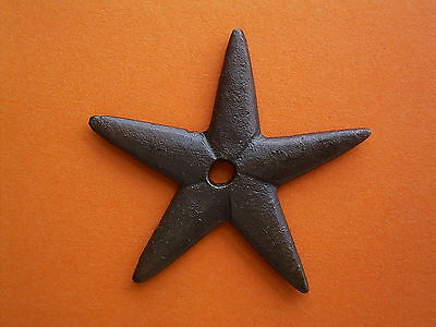 Medieval 5 Pointed Spur Rowel - UK Found