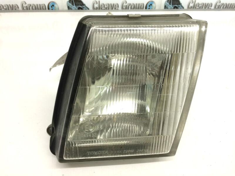 Lexus L400 used Headlamp inner LH  1989-1994