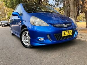 2005 Honda Jazz VTi-S CVT Auto 7 Speed Sequential Hatchback Low Kms