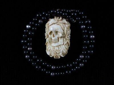 Pueblo Necklace - Day Of The Dead