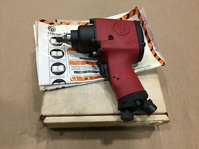 Chicago Pneumatic Impact Wrench 38 Square Drive Cp-9533rs