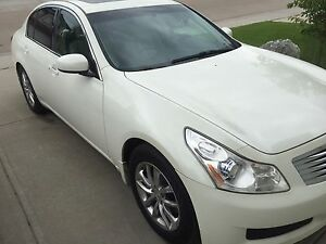 2008 infinti G35x luxury tech pkg