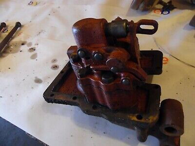 Farmall M Farm Tractor Hydraulic Pump