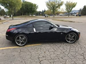2003 Nissan 350z performance coupe