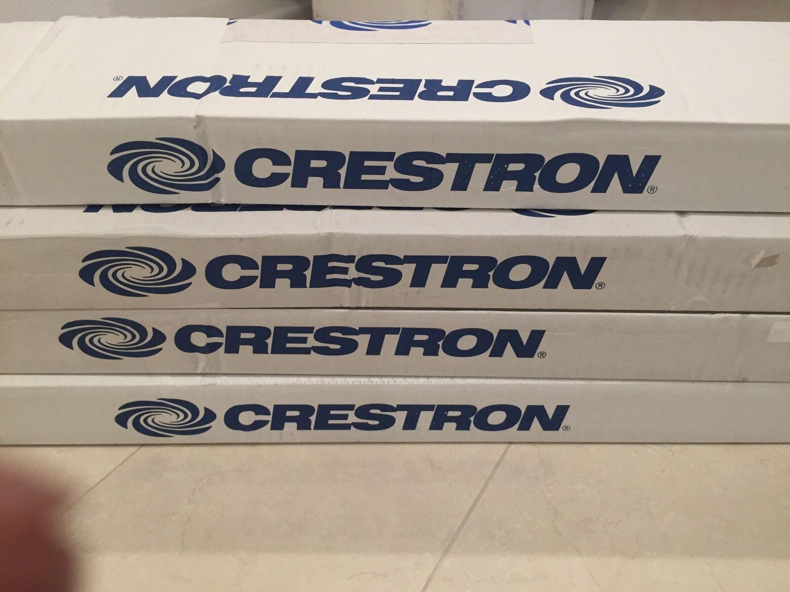 New Crestron MSMK-4SM-W-S Multi-Surface Mount Kit for TPMC-4SM(D) / TPCS-4SM(D)