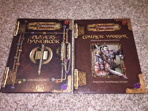 Selling or Trading some Dungeons and Dragons Books!