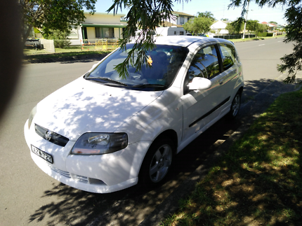 Holden Barina 2006 Lake Illawarra Shellharbour Area Preview