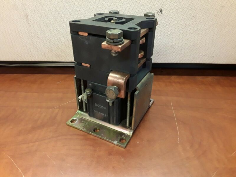 General Electric C-7308 Contactor, QC-6/9L