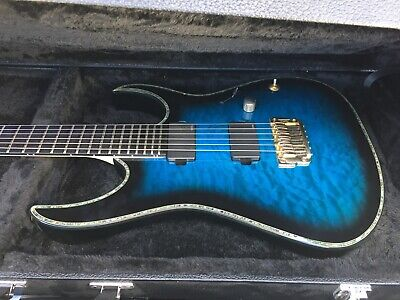 Ibanez Iron Label RGIX20FEQM w/ Universal Fitting Case for sale  Chatham