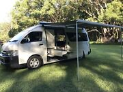 2010 Toyota Hiace Motorhome Brisbane City Brisbane North West Preview