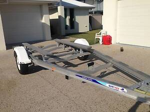 Boat Trailer Alloy Pelican Waters Caloundra Area Preview