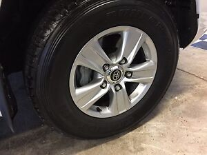 Land cruiser GXL ALLOYS Lane Cove North Lane Cove Area Preview