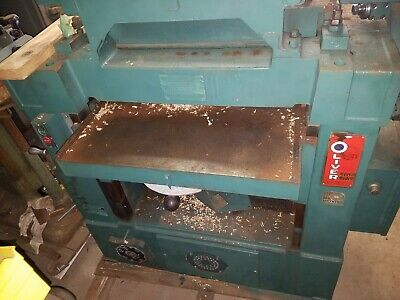 Oliver 299-d 24 Planer Carbide Spiral Itch Head Complete With Grinder Will Ship