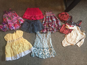 Girls 6-9 months clothing
