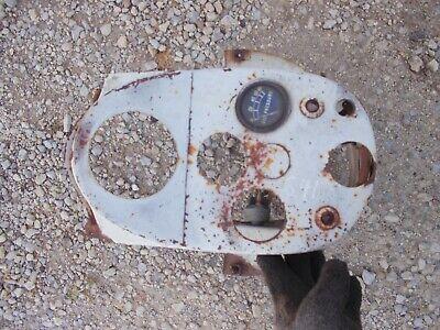 Ford 641 600 Tractor Dash Panel Gauge Holder