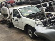 Wrecking holden rodeo 2004 UTE white Rocklea Brisbane South West Preview