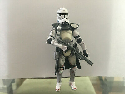 Star Wars Clone Trooper (Clone To Stormtrooper V2) Revenge Sith Hasbro Figure