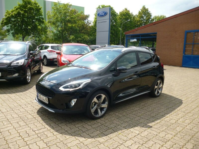Ford Fiesta 1.0 EcoBoost 5-türig Active Plus