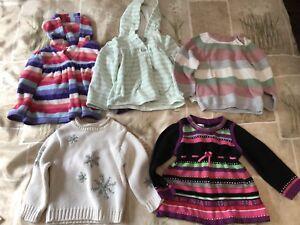 Girl's Sweaters