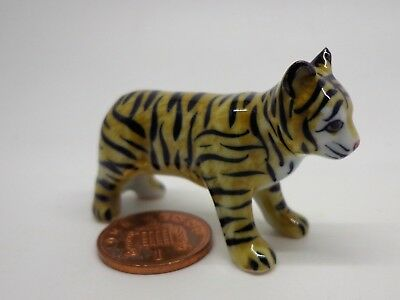 Tiger , Ornament, Garden Ornament  Dolls House Miniature Animal