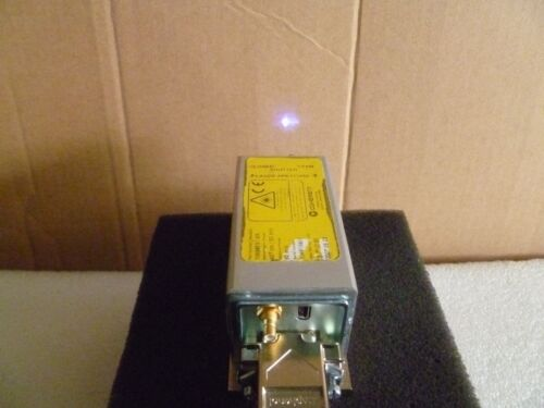 COHERENT CUBE 407NM/50MW 90MW MAX LASER HEAD ONLY