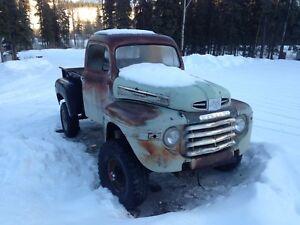 1949 Mercury 4x4