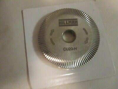 Hillman Key Machine Cutter Replacement Cu20-h