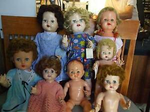 Dolls - Hard Plastic from the 1950's Joondanna Stirling Area Preview