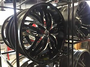 Diablo Angel 20 inch wheels
