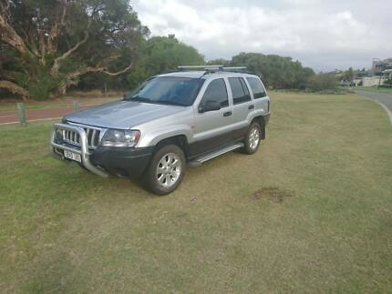 Jeep Grand Cherokee 2004 2,7 TURBO DIESEL!!!