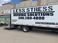 LESS STRESS MOVING SOLUTIONS - Experienced Movers