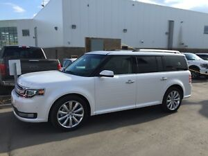 2015 Ford Flex ecoboost awd limited
