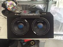 SONY SOUNDSTREAM SUB/AMP FOR SALE Raworth Maitland Area Preview