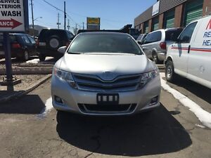 2013 Toyota Venza top of the line