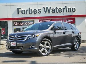 2015 Toyota Venza 1 OWNER! AWD V6 LIMITED/LOADED