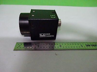 Microscope Part Camera Teli Ccd Cs8620 Optics As Is Binw3-39